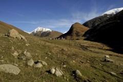 SVANETI IL PIU ALTO VILLAGGIO ABITATO IN EUROPA USHGULI ALTEZZA 2200 MT.