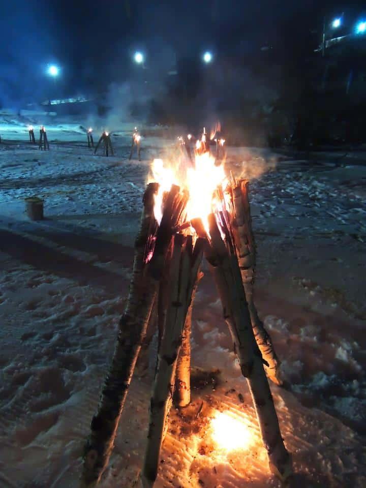 Lamproba - Festa di Svaneti