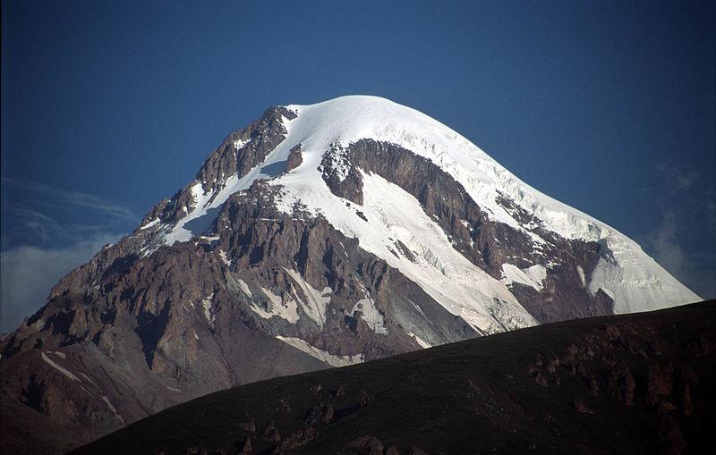 Il Monte Kazbeghi